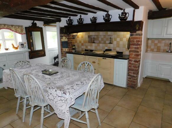 Aga Kitchen 3