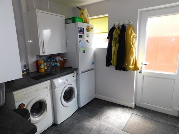 Utility Room a