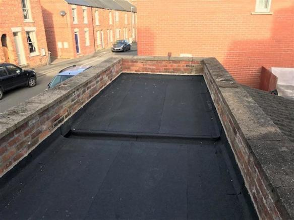 POTENTIAL ROOF TERRACE