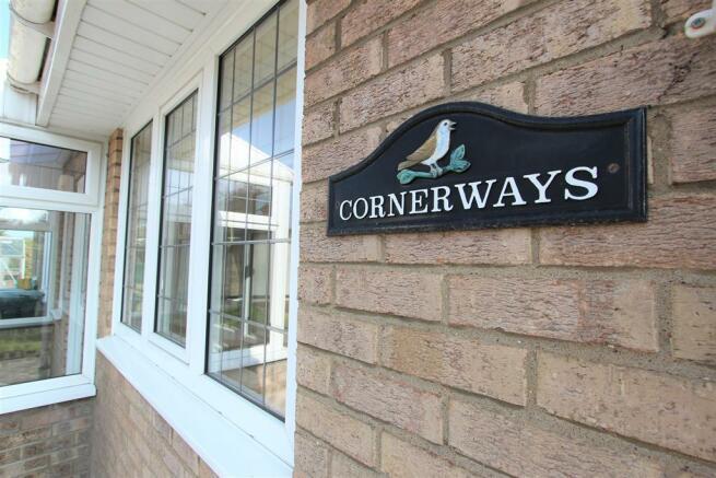 Cornerways Sign
