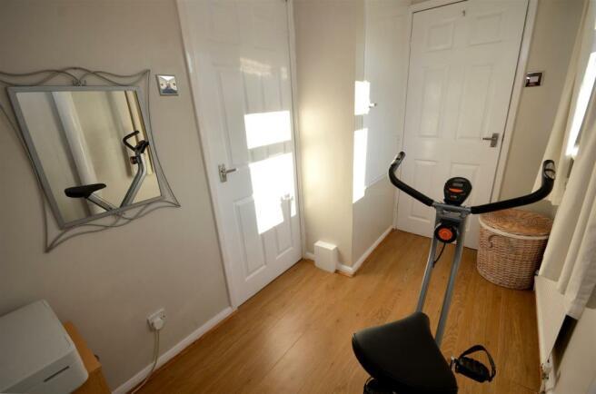 Bedroom Three /Dressing Room