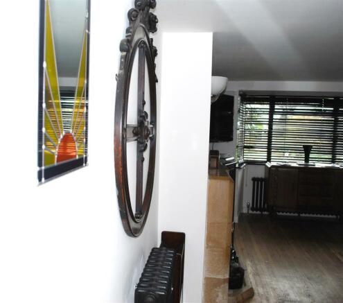 Captains Deck Living Room