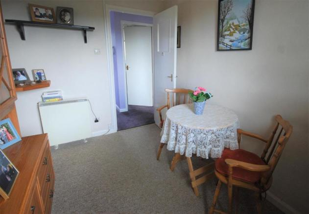 Bedroom  (currently a dining Room)