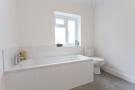 Re-furbished Bathroom