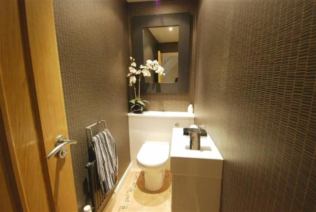 REFITTED CLOAKROOM