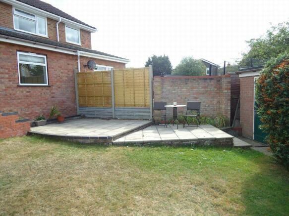 Garden Additional View