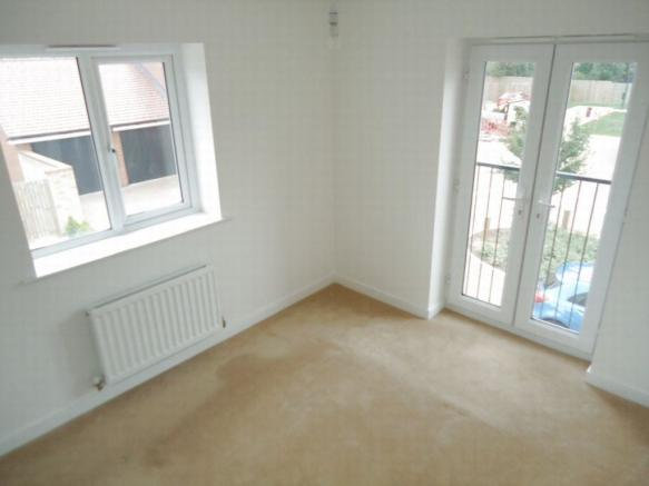 Bedroom 1 Additional View