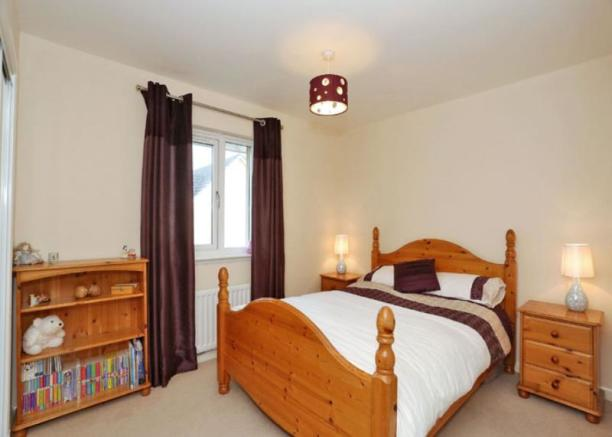 2nd Double Bedroom Alternative