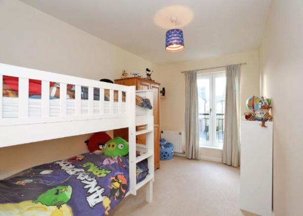 3rd Double Bedroom Alternative