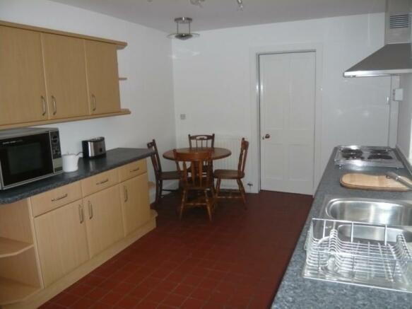 62 Hamilton Place - Kitchen