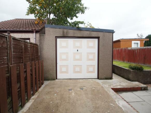Garage - external