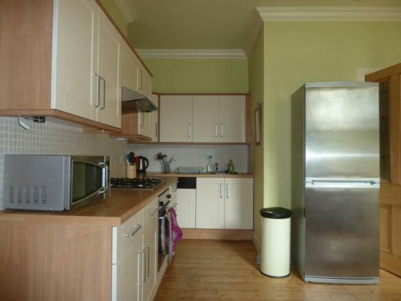 32 Thompson Street - Kitchen