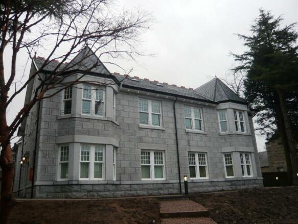 358a North Deeside Road - Exterior
