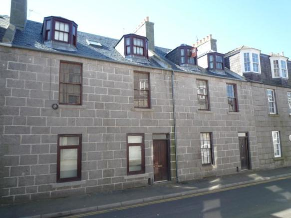 3 St Mary's Place, Flat P - Exterior