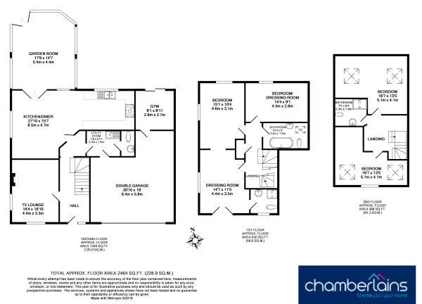 Revised Floorplan