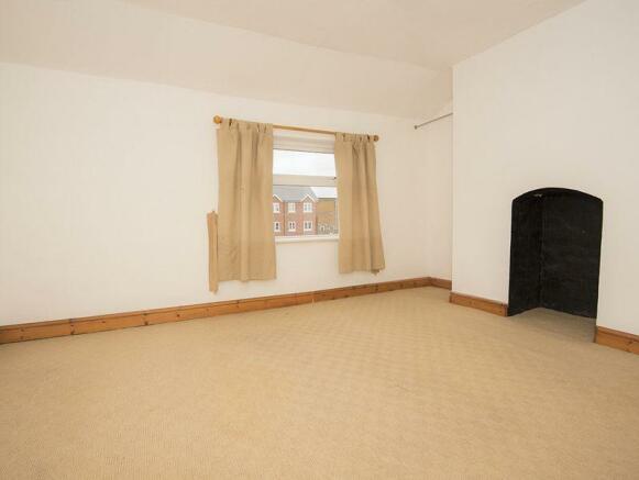 Bedroom of Flat