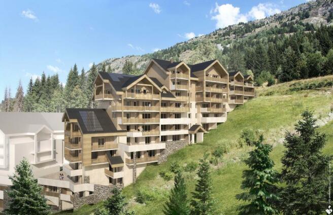 Amazing ski apartmen