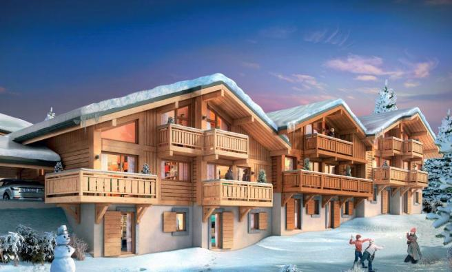 Chalets for sale in