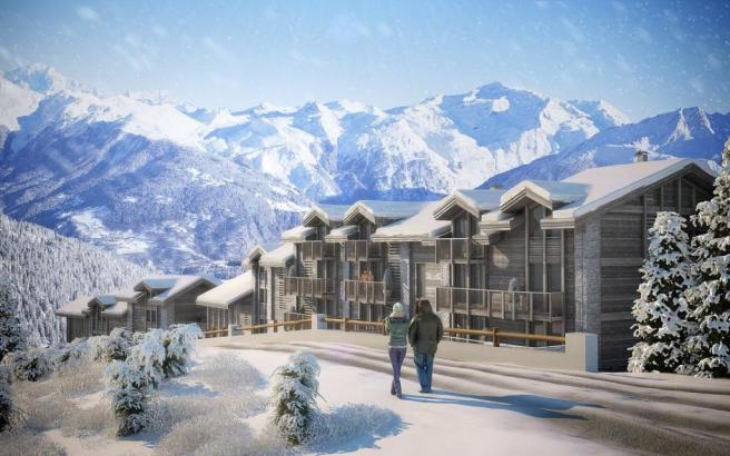 Brand new chalets fo