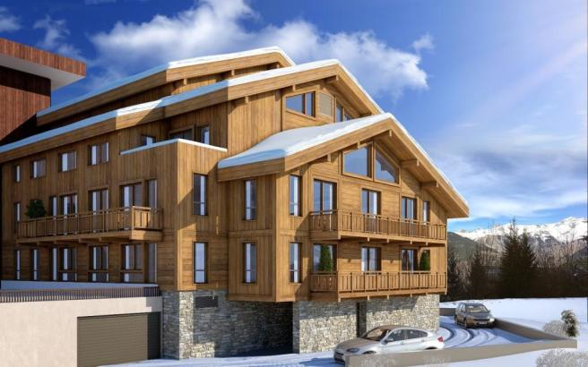 Courchevel apartment