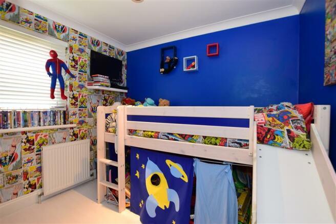 Bedroom 4 Area