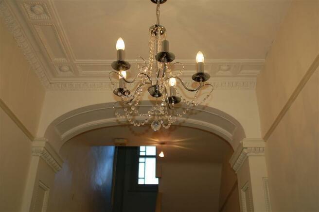 Hallway Coving