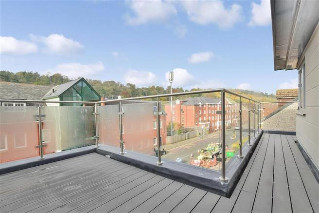 Roof Terrace (Apartment 7)