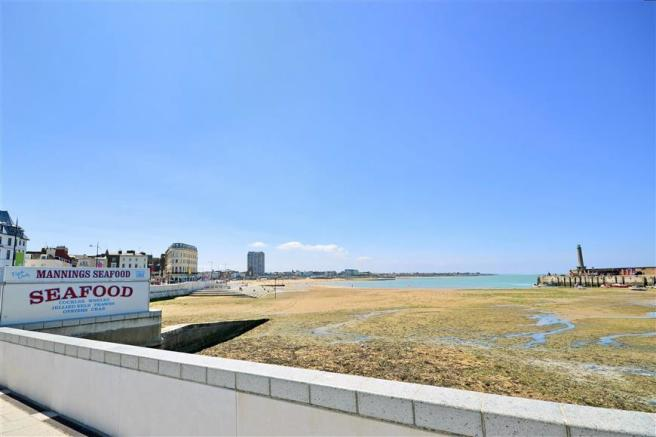 Margate Sea Front