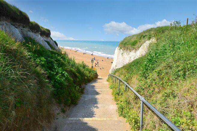 Steps To Beach