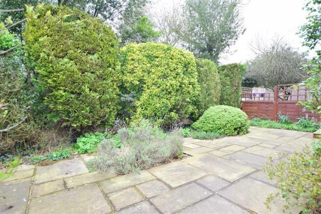 Side Garden (Original)