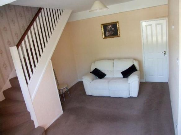 separate accommodation - Lounge