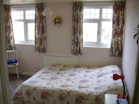 separate accommodation - bedroom