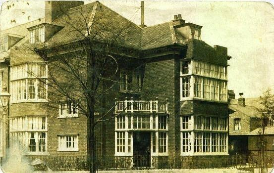 House in 1907