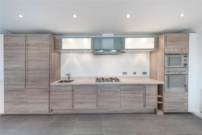 Kitchen/Reception