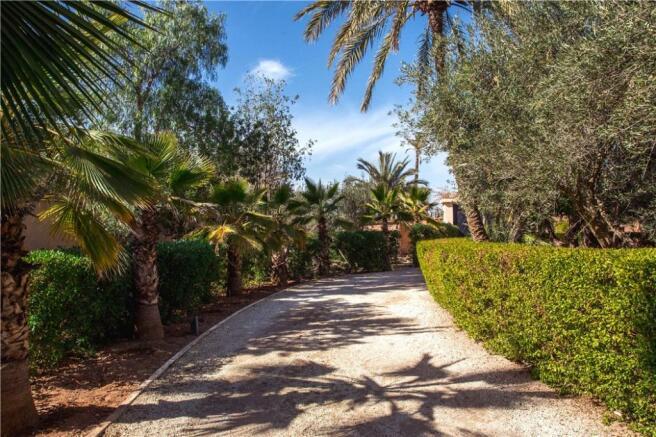 Marrakech Villa Sale