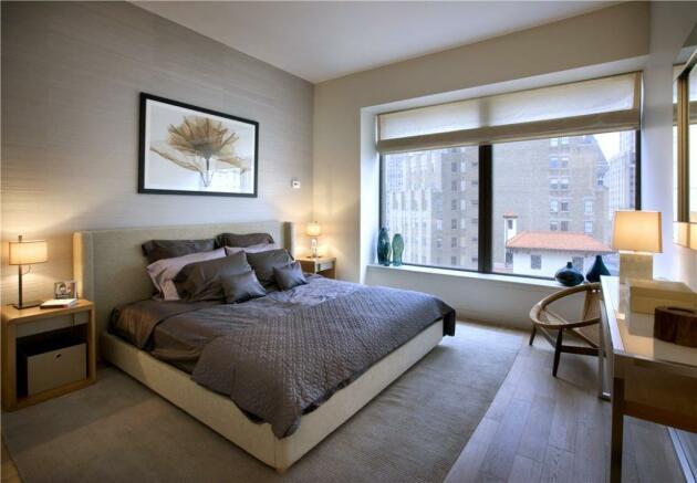 Wall Street Bedroom