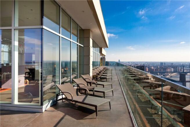 Wall Street Terrace