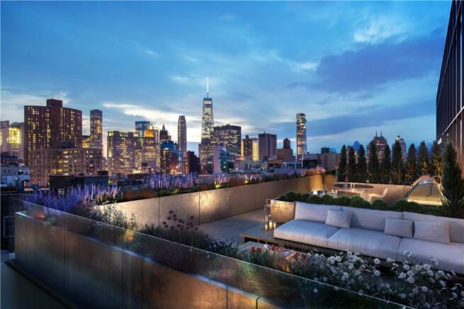 Ny Roof Terrace