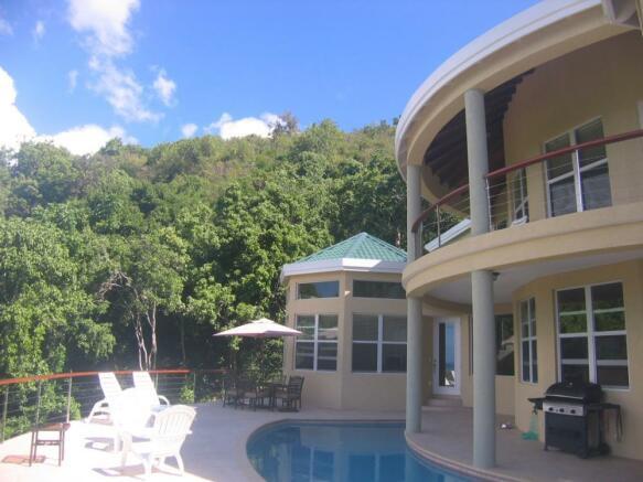 Belmont Villa Pool
