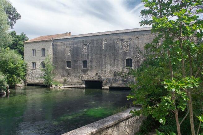 Isle Sur le Sorgue