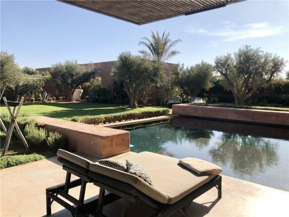 Marrakech Villa