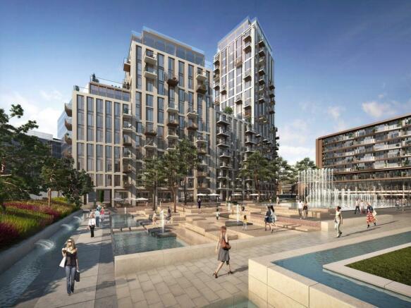 London Dock, E1