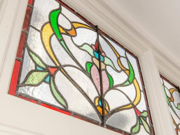 Stained Glass Detail LR