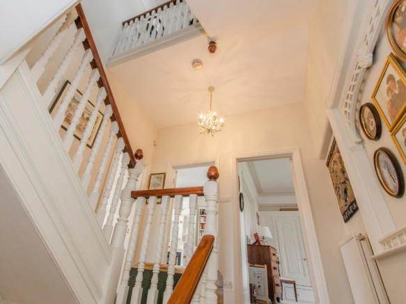 Staircase Detail LR