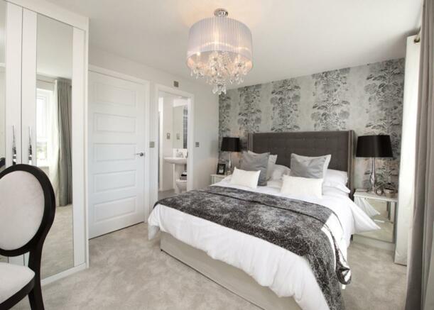 Fawley master bedroom