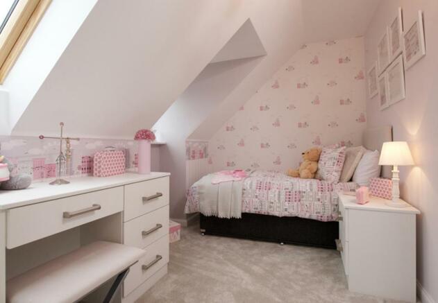 Helmsley bedroom 3