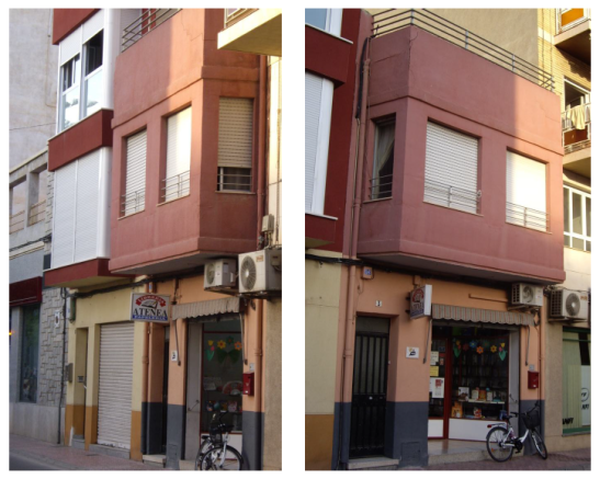 Street View/Facade