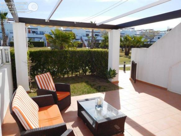Front Terrace/Garden