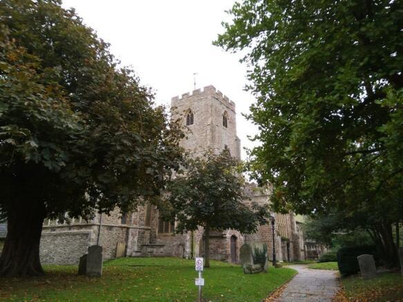 Neighbouring Church