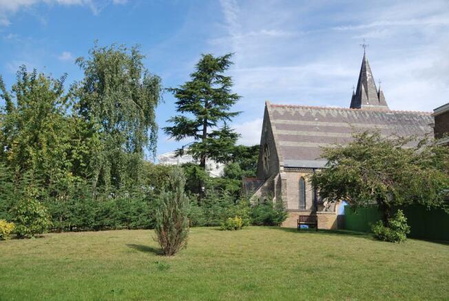 Delightful Communal Gardens